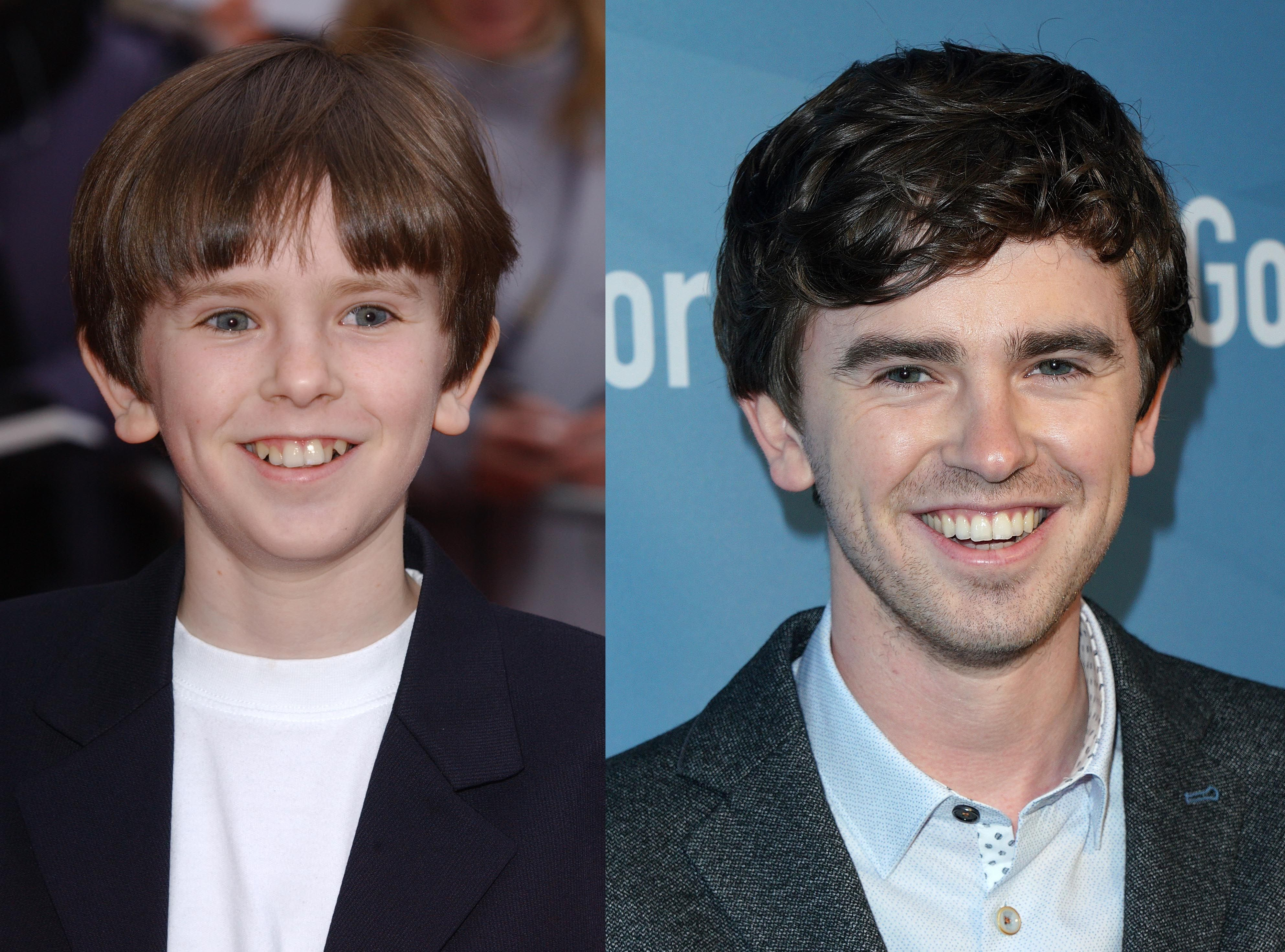 Freddie Highmore (born 1992) Freddie Highmore (born 1992) new images
