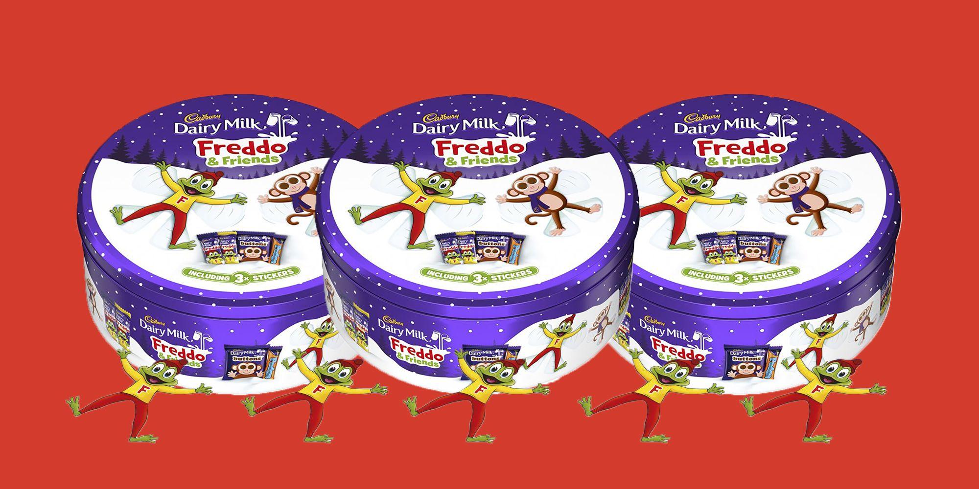 Festive Freddos are making all our nostalgic dreams come true