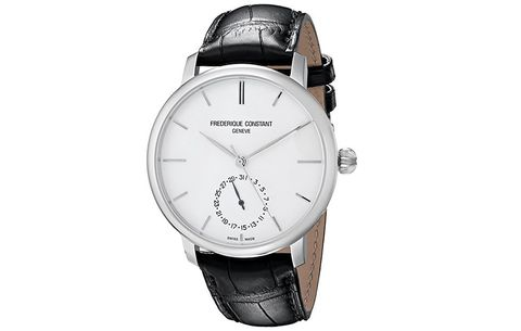 Frederique Constant Men's Slim Line Swiss Automatic Watch