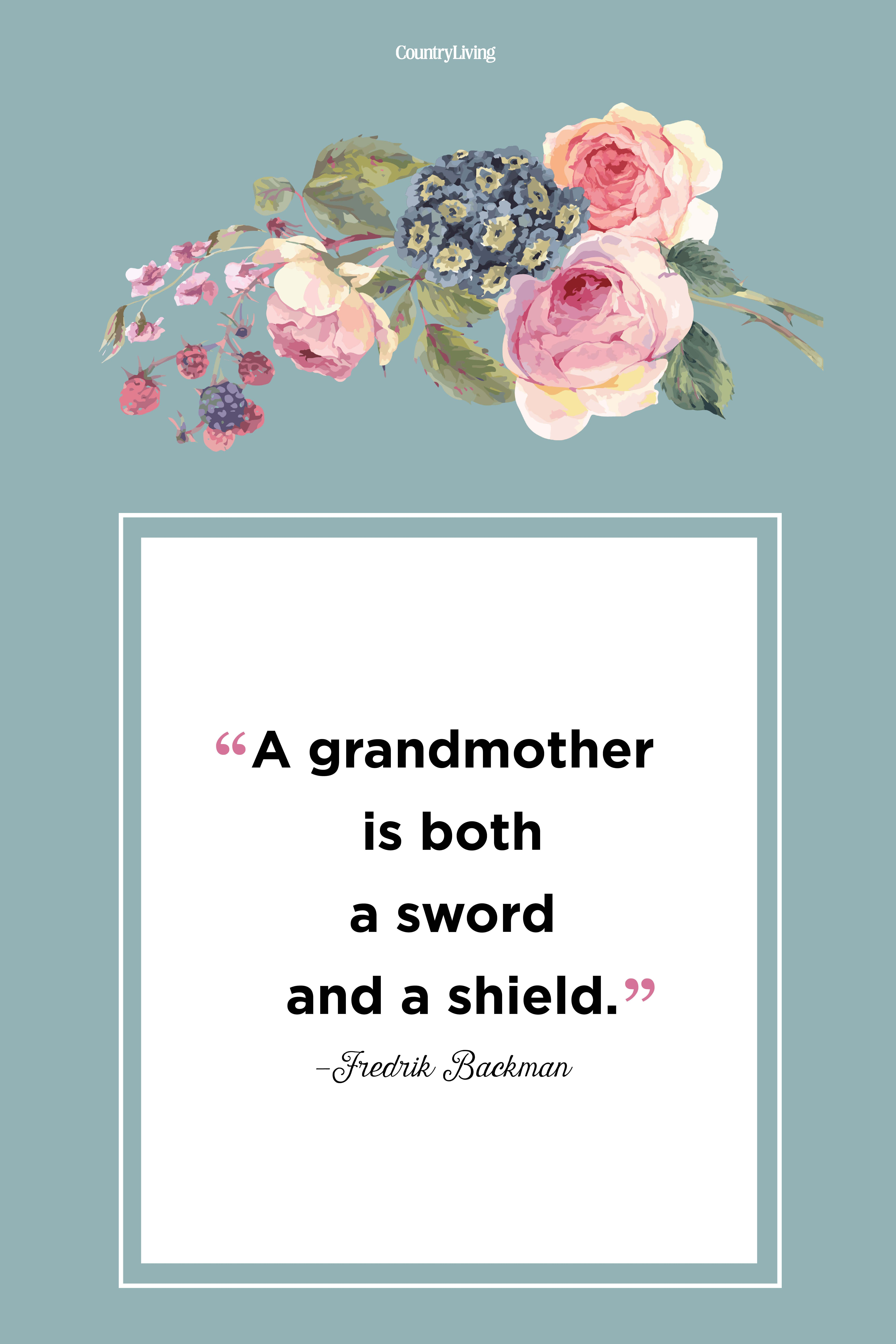 8 Grandma Love Quotes - Best Grandmother Quotes and Sayings