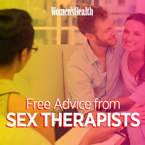 The #1 Pieces of Advice Sex Therapists Give Their Clients