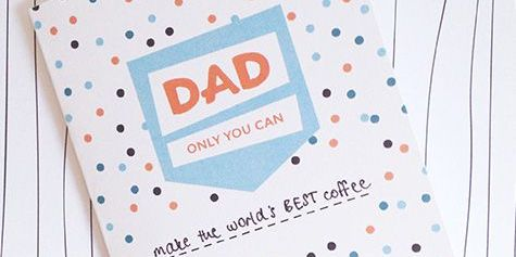 20 Free Printable Father S Day Cards Cute Online Father S Day