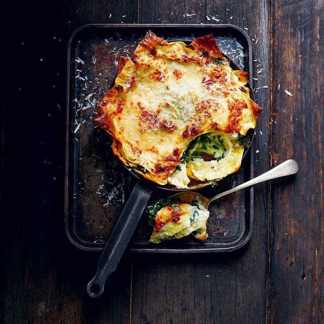 vormvrije lasagne donna hay