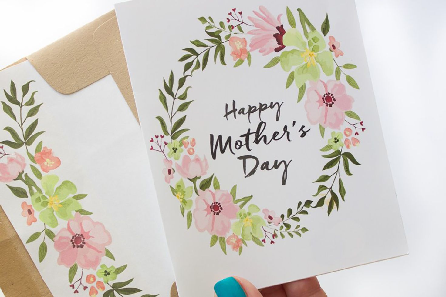 photograph regarding Mother's Day Printable identified as 23 Moms Working day Playing cards - Cost-free Printable Moms Working day Playing cards