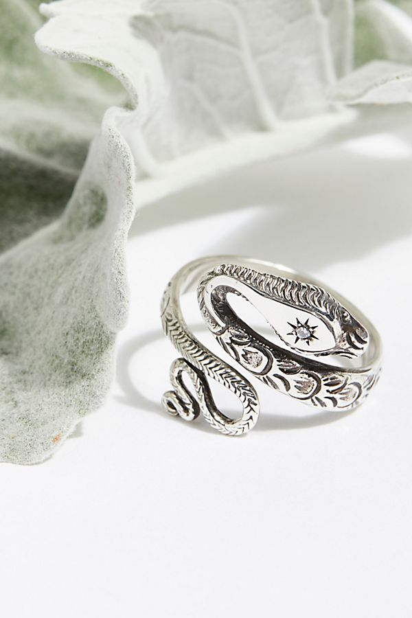 free people snake ring