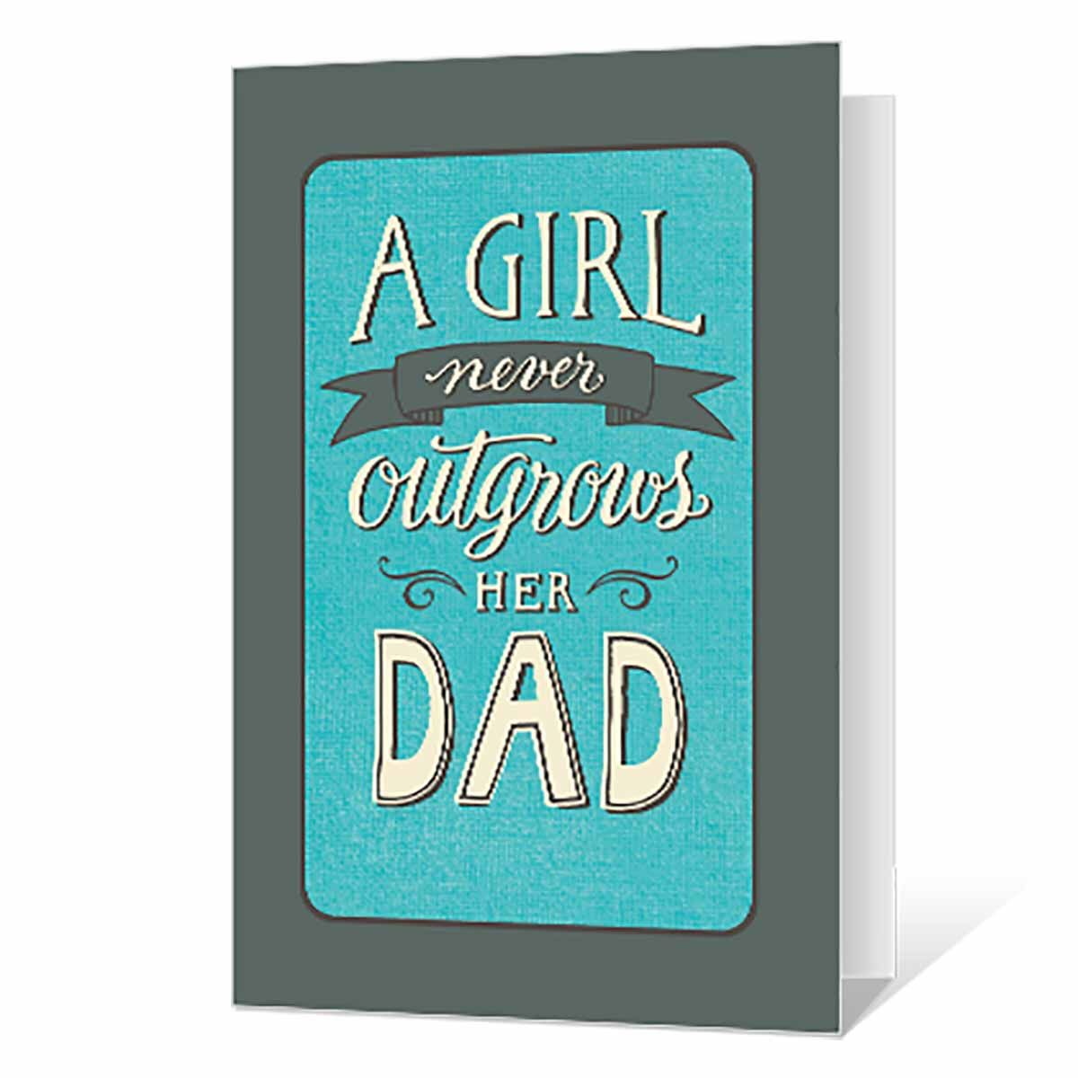 picture regarding Free Printable Military Greeting Cards identified as 25 Printable Fathers Working day Playing cards - Totally free Printable Playing cards For