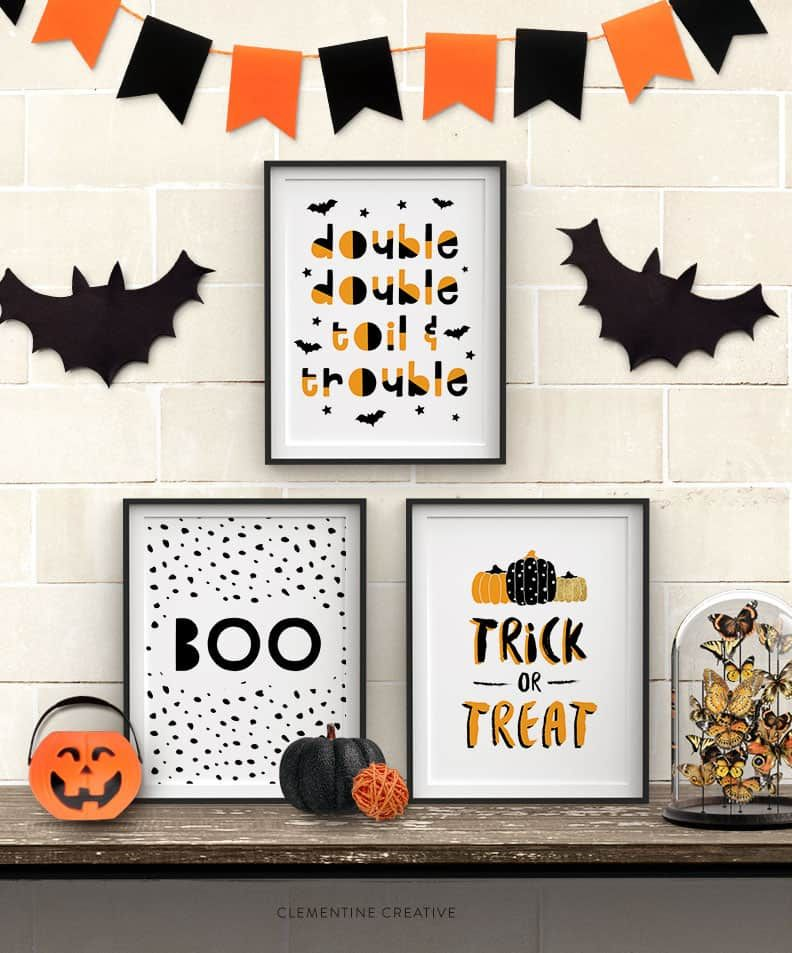 16 Free Halloween Printables Halloween Printables For Kids And Adults