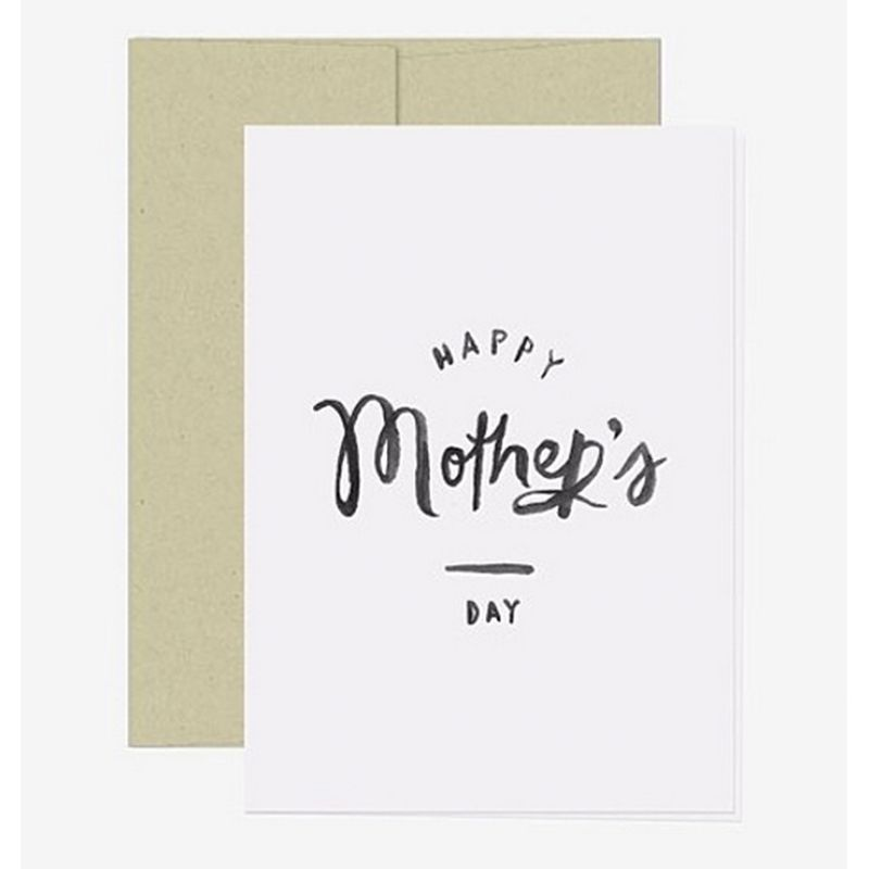 It is a photo of Printable Mothers Day Cards to Color Pdf regarding black white