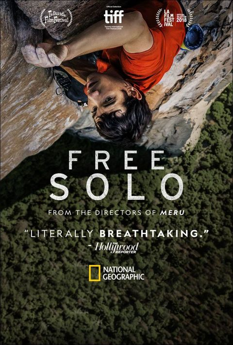 free solo disney+
