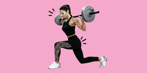 free-weights-workout- Women's Health UK