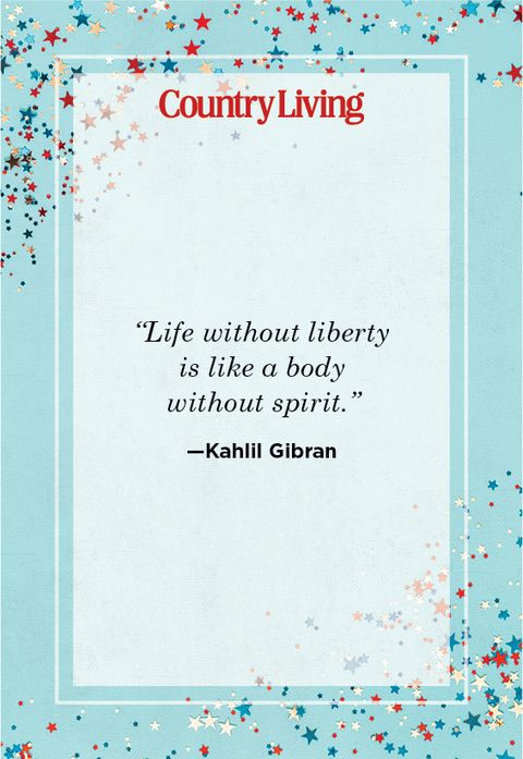 quote about freedom and liberty by kahlil gibran