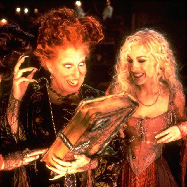 freeform 31 nights of halloween 2021 schedule hocus pocus