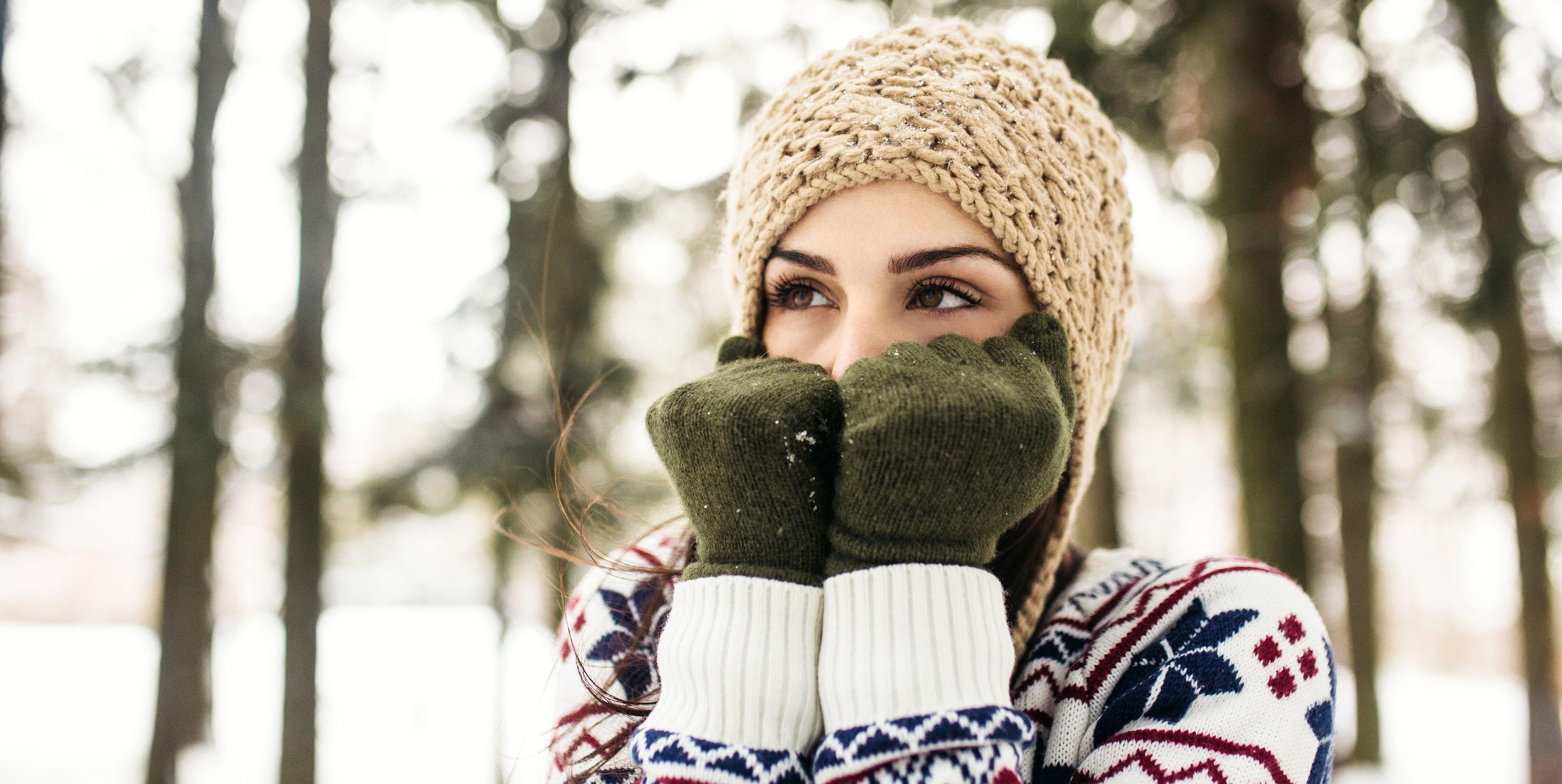 koude-vingers