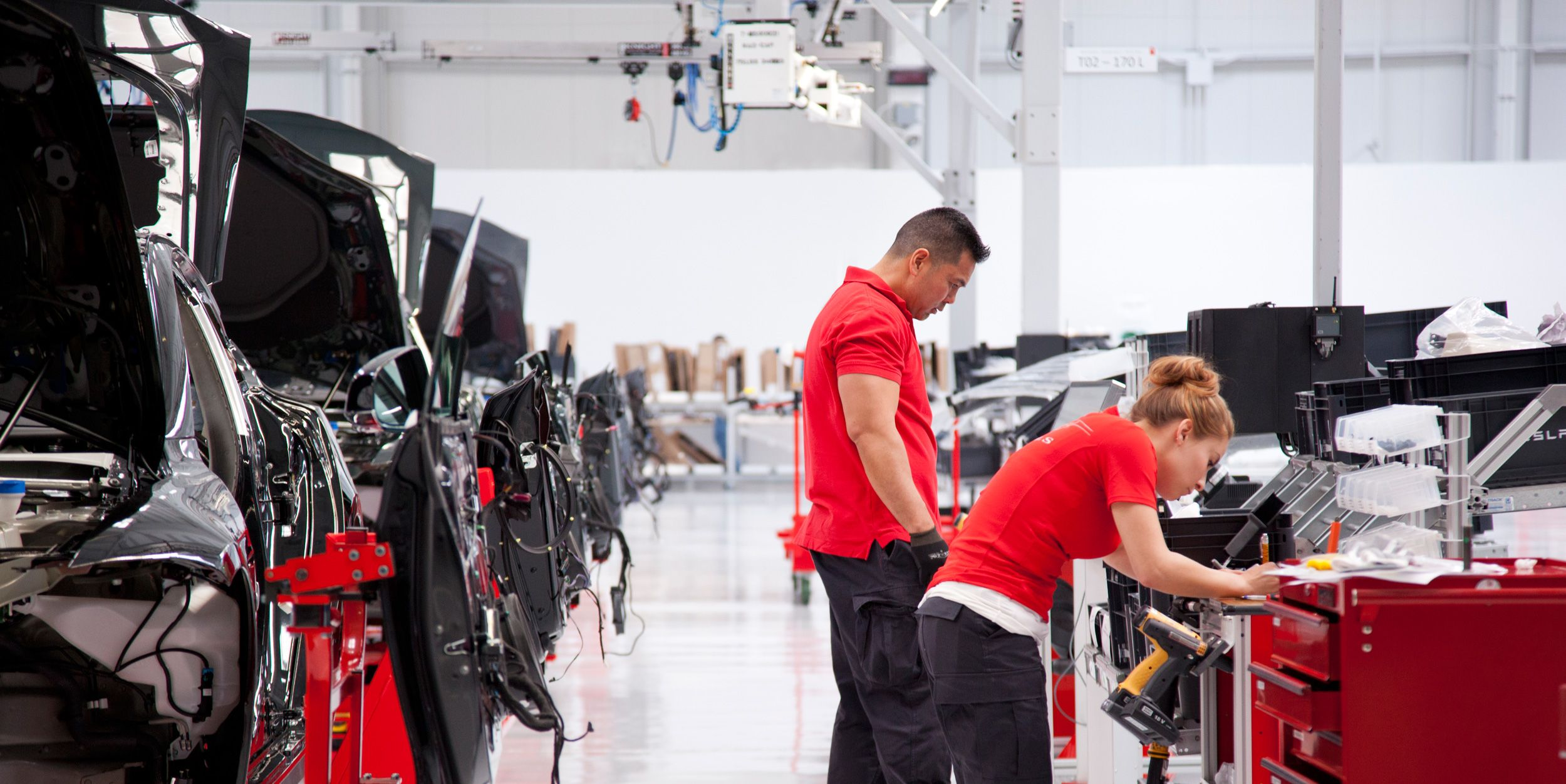 Tesla and Alameda County Reach Fremont Factory Compromise
