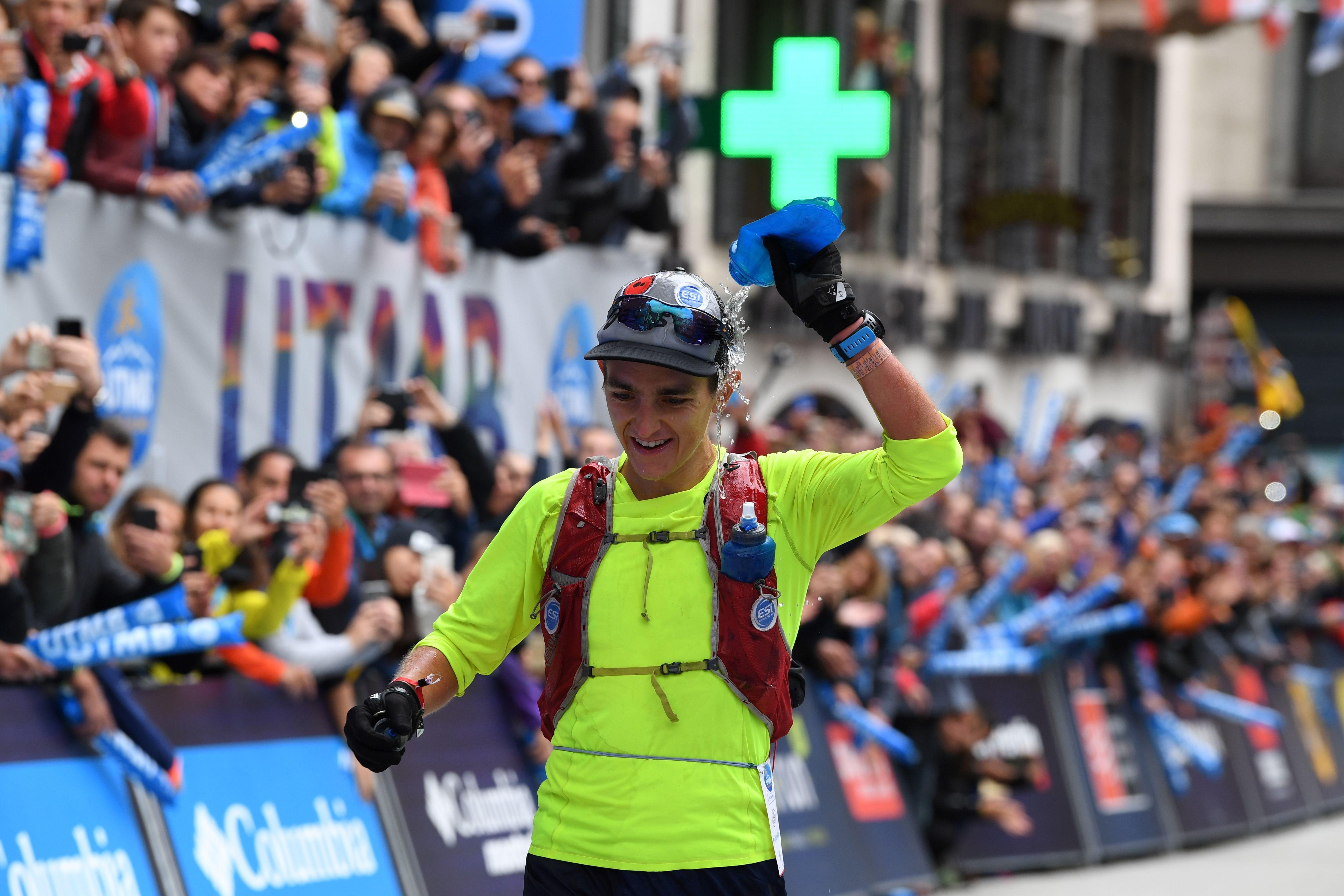 Ultra Trail Du Mont Blanc 2018 Winner Xavier Thévenard Wins For Third Time