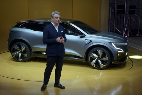 france transport auto energy