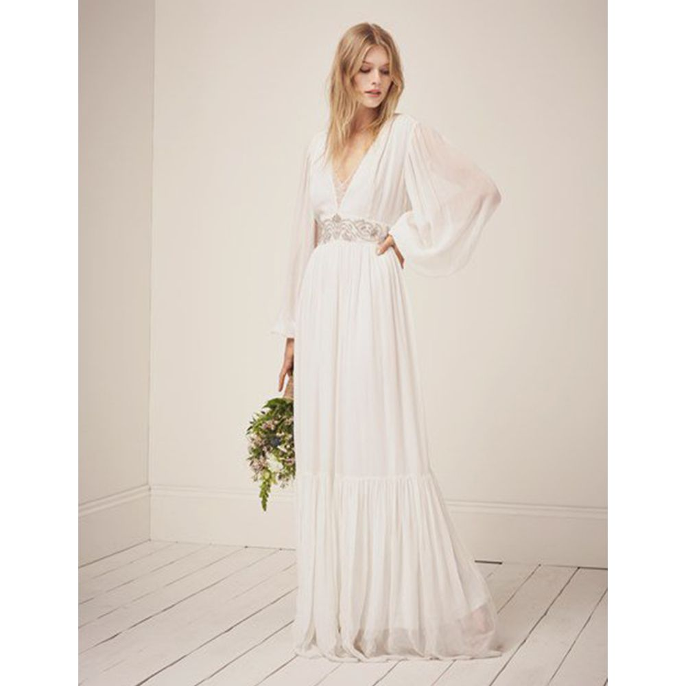 French Connection wedding dress