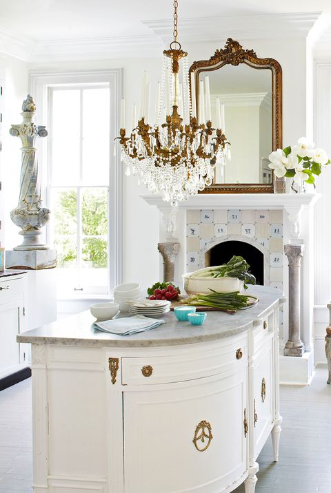 20 Chic French Country Kitchens Farmhouse Kitchen Style Inspiration