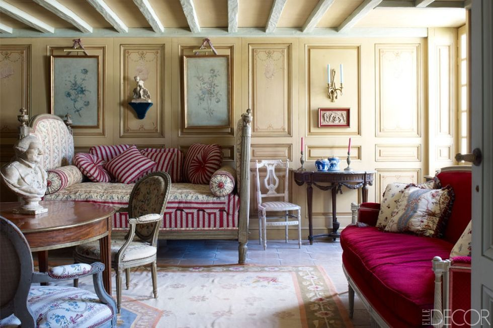 25 French Country Living Room Ideas - Pictures of Modern ...