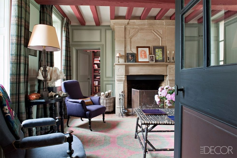 20 French Country Living Room Ideas   Pictures Of Modern French Country  Rooms