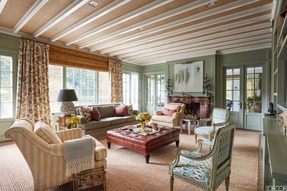 25 french country living room ideas pictures of modern french rh elledecor com Cozy Living Room Designs Living Room Modern Country Designs