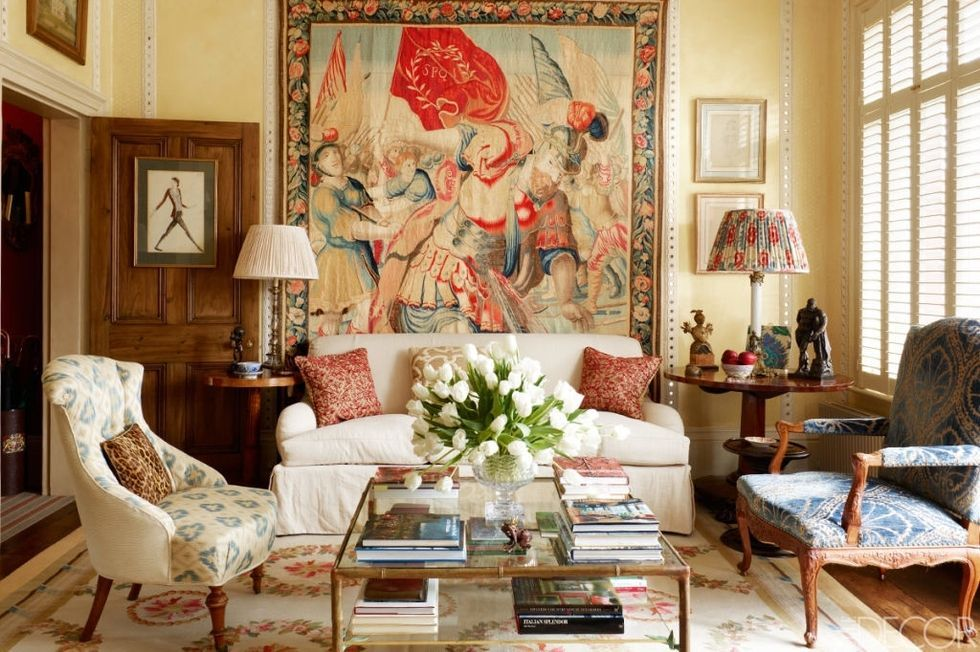 25 French Country Living Room Ideas Pictures Of Modern French