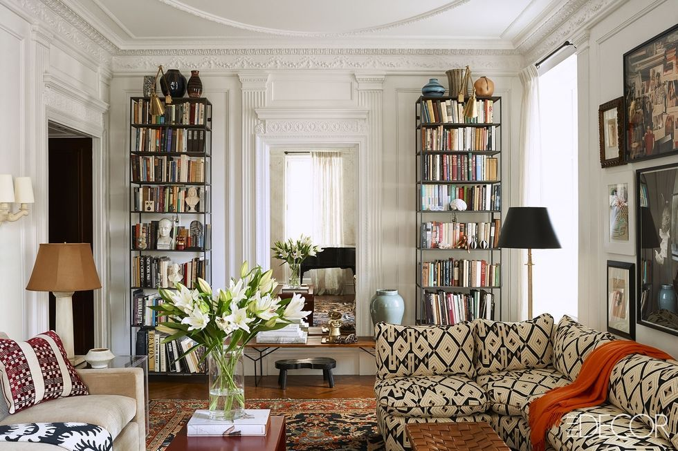 Incroyable French Country Living Rooms