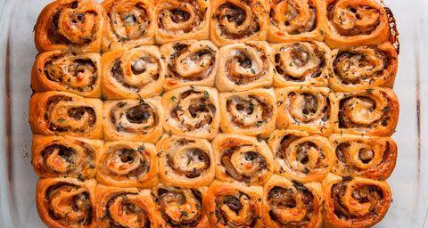 french dip pinwheels horizontal