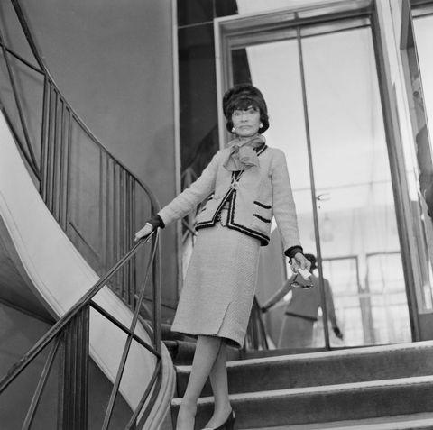Η τσάντα Chanel 2.55 - Ιστορία της μόδας Coco Chanel