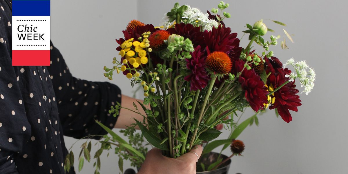 French Flowers From Le Fleuriste - French Flower Arrangements