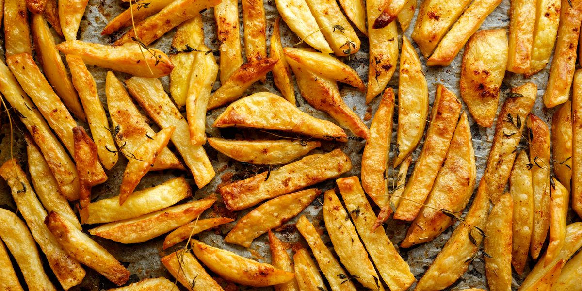 This is the trick to making the perfect oven chips every time