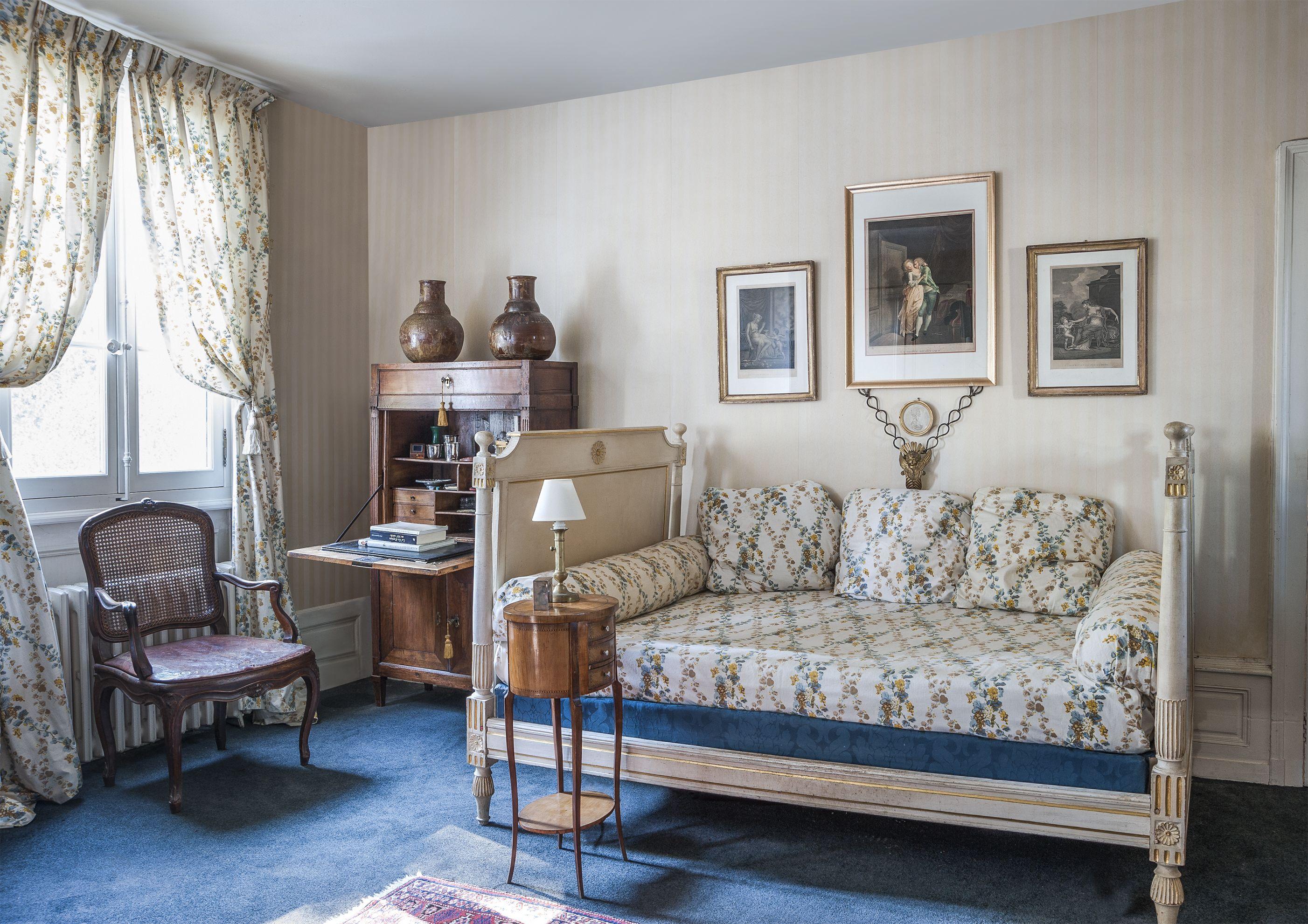 francouzský styl bydlení a jeho zásady