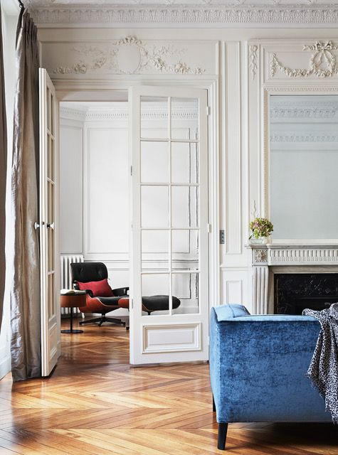 french interior design rules