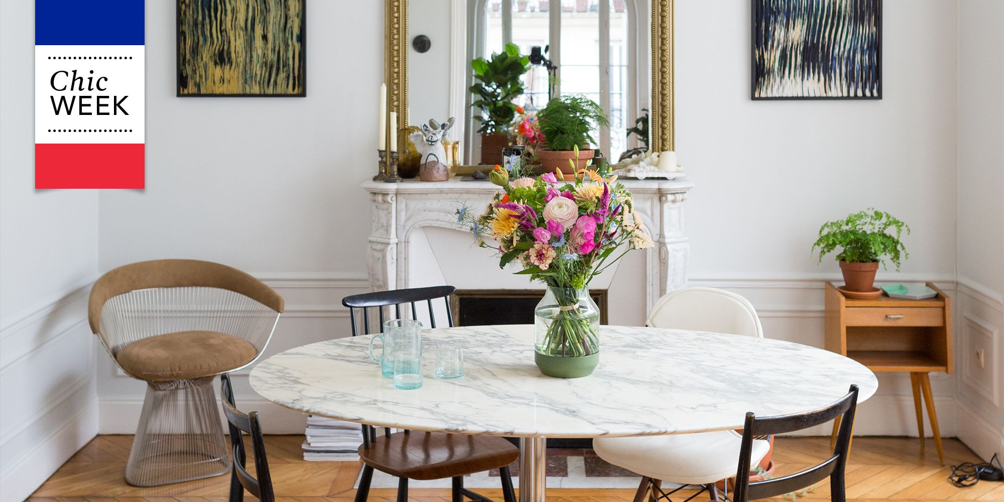 7 French Interior Design Rules To