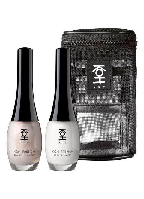 Koh - French Manicure set