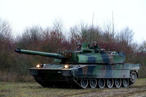 france defence