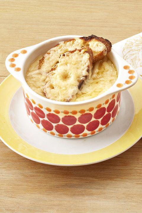 french onion potato fall soup recipes
