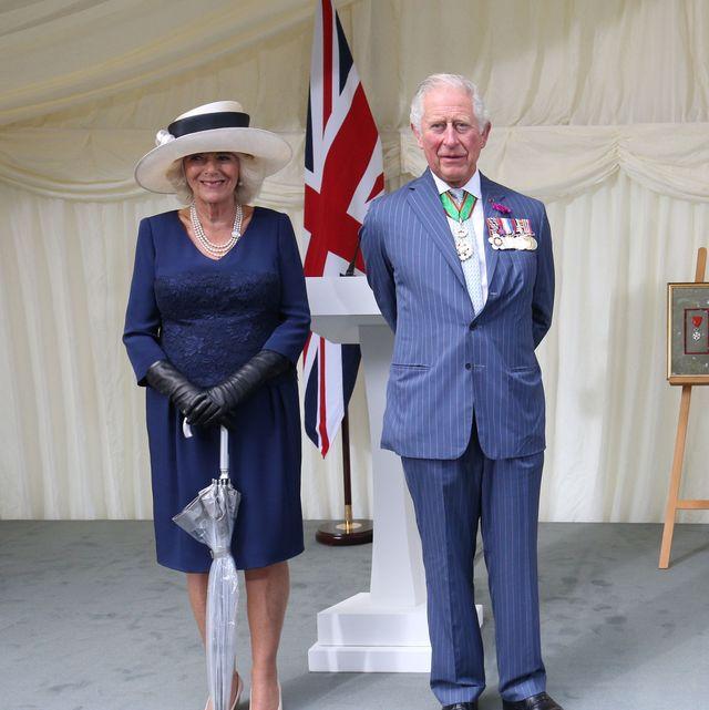 britain france royals diplomacy wwii health virus