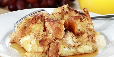 French Toast Breakfast Casserole Recipe