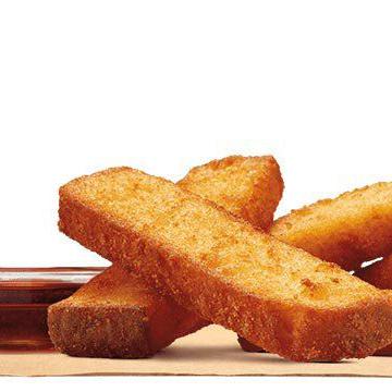 خبز فرنسي محمص