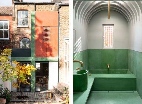 a house recast by studio ben allen