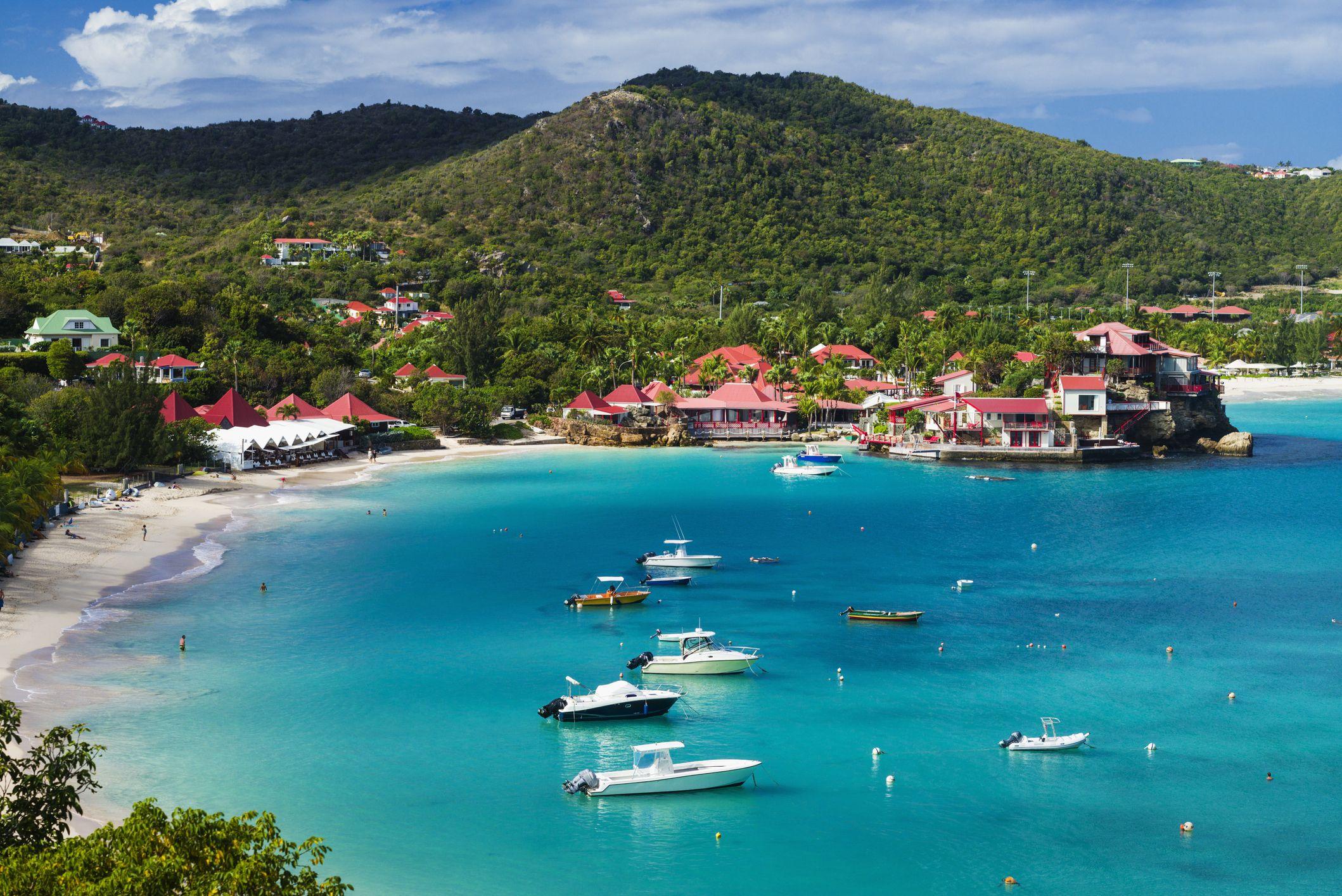 St Barth And Anguilla