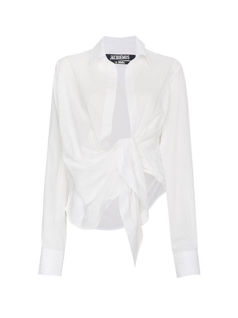 Clothing, White, Outerwear, Sleeve, Blouse, Top, Neck, Cardigan, Blazer, Sweater,