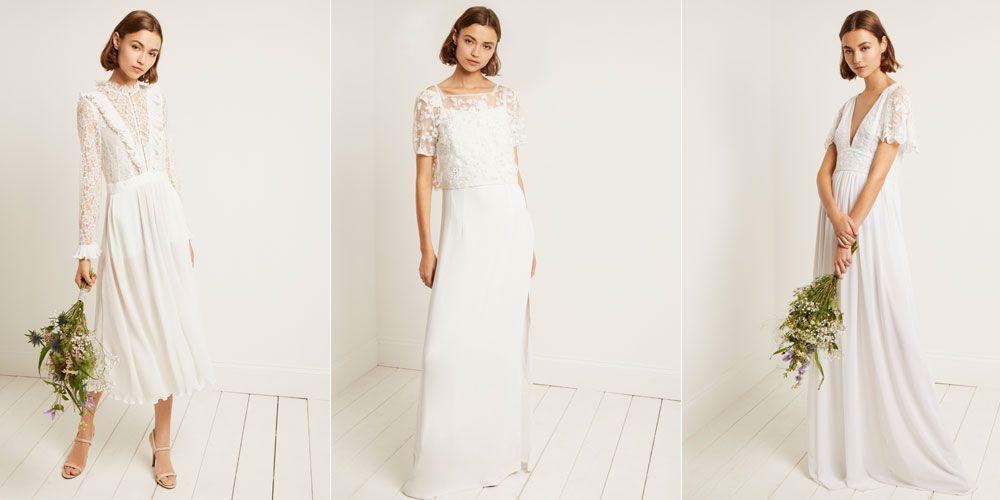17 High Street Wedding Dresses You'll Love