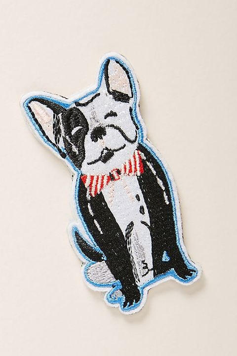 Frenchie Sticker Patch Gifts Under 10