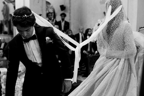 This Wedding Is Part Royal Wedding, Par French Riviera ...