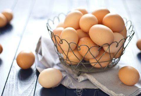 10大減肥食物2:雞蛋