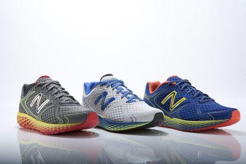 New Balance Introduces Light Yet 'Plush' Running Shoe