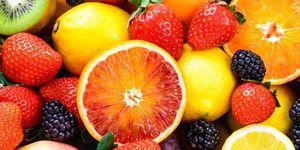 最も健康的なフルーツ