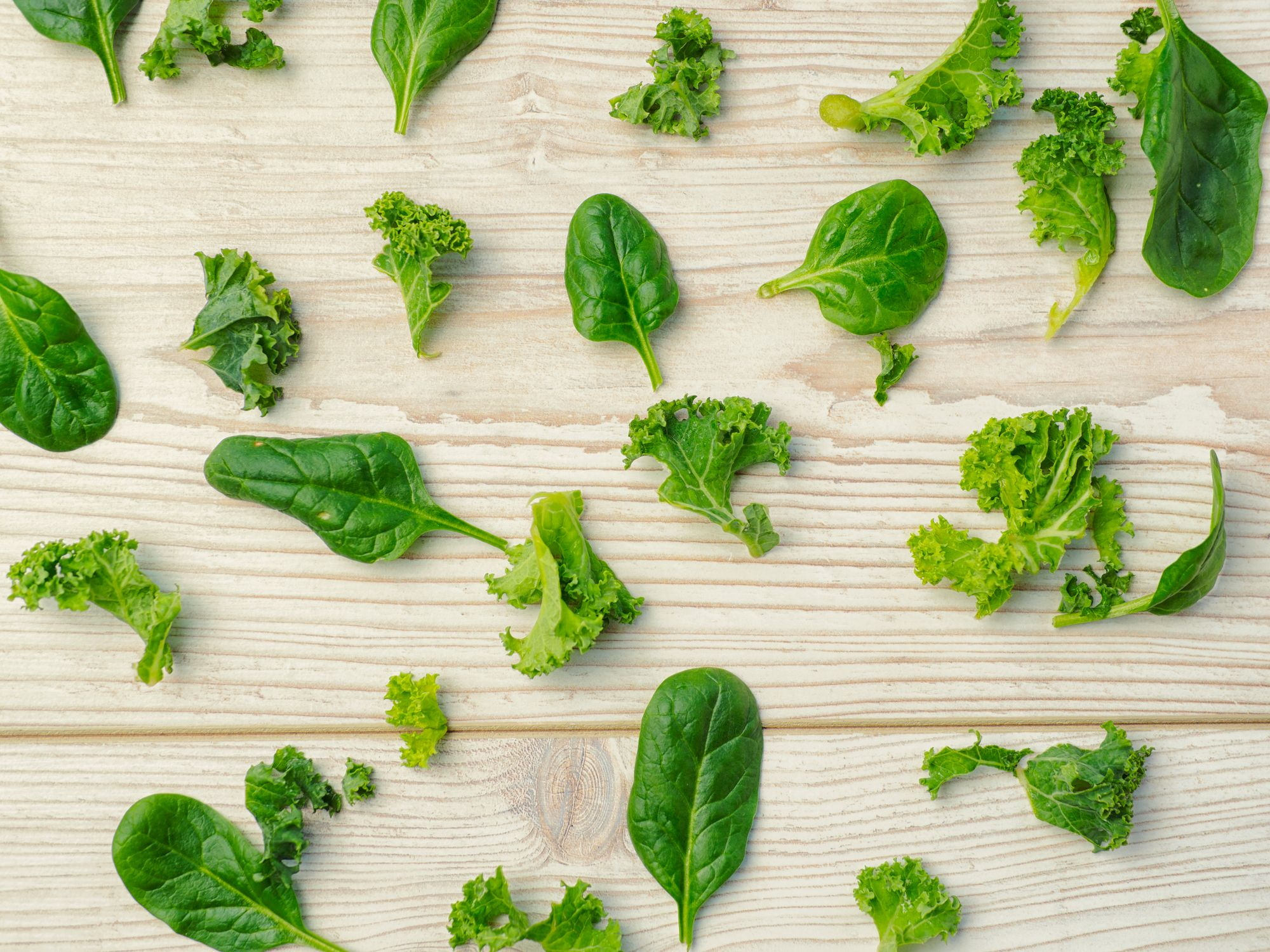 Kale Vs. Spinach: What's Better For You?